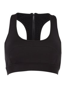 Seafolly Horizon luxe athletic cropped tank top