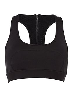 Horizon luxe athletic cropped tank top