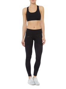 Seafolly Horizon luxe panelled sports legging