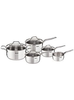 Intuition Stainless Steel 5 piece set