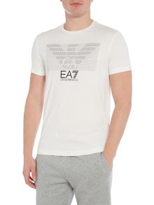 EA7 Train Graphic Crew-Neck T-shirt