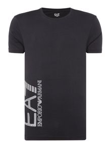 EA7 Train Visibility Jersey Crew-Neck T-shirt