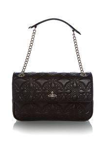 Vivienne Westwood Coventry medium flap over bag