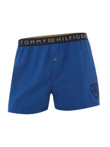 Tommy Hilfiger Prep Embroidered Crest Woven Boxer