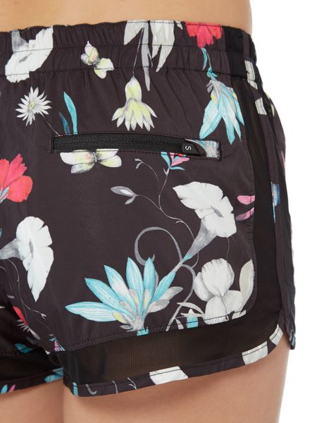 Seafolly Flower festival paddle sports short