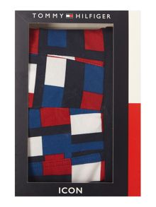 Tommy Hilfiger Icon Flag Abstract Print Trunk