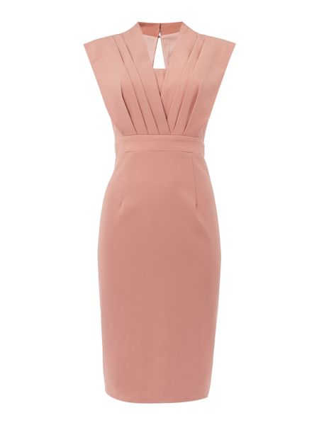 Little Mistress Sleeveless bodycon dress