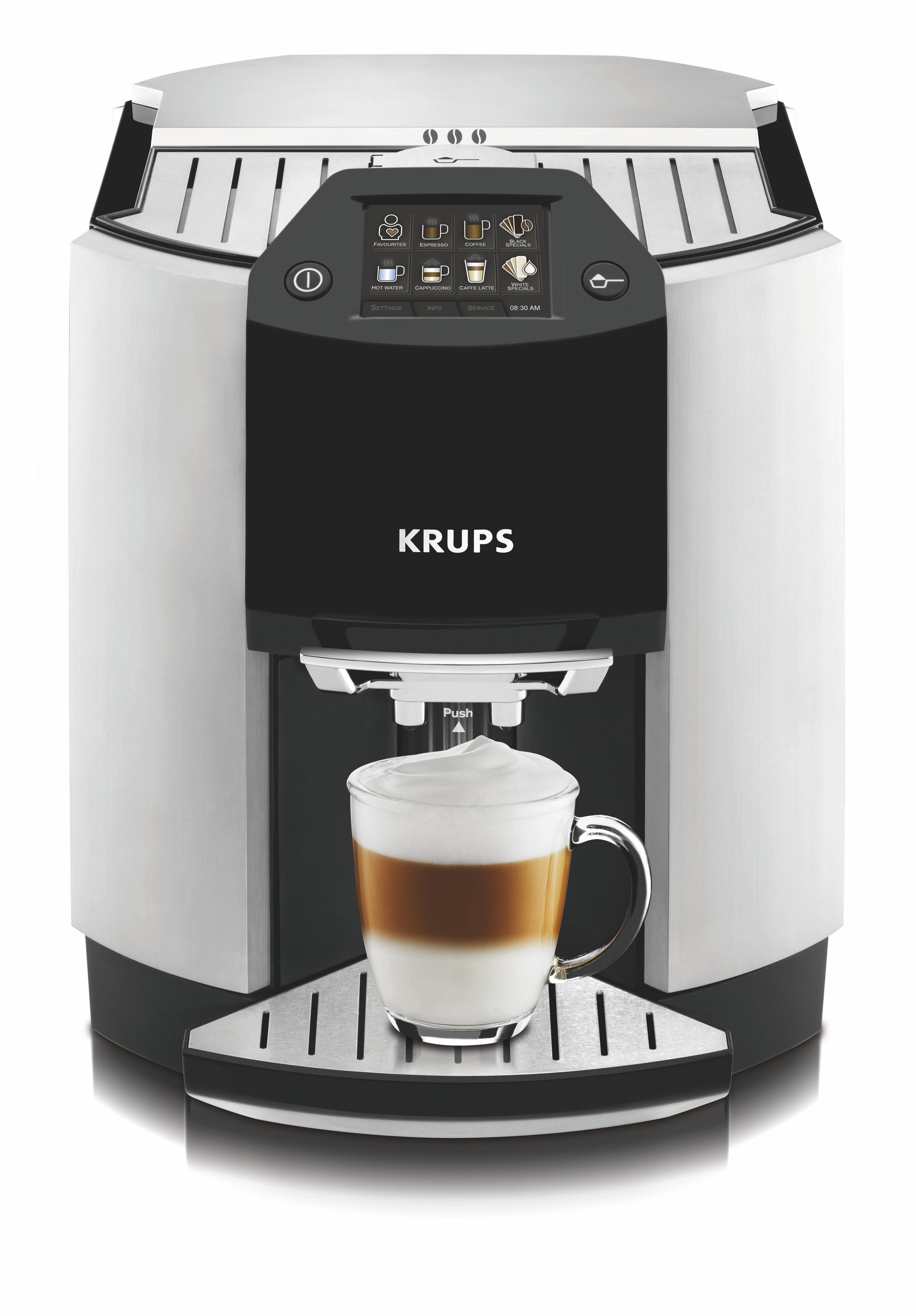 Krups Espresseria Automatic Bean to Cup Coffee Machine