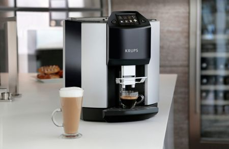 Krups Espresseria Automatic EA9010 Coffee Machine