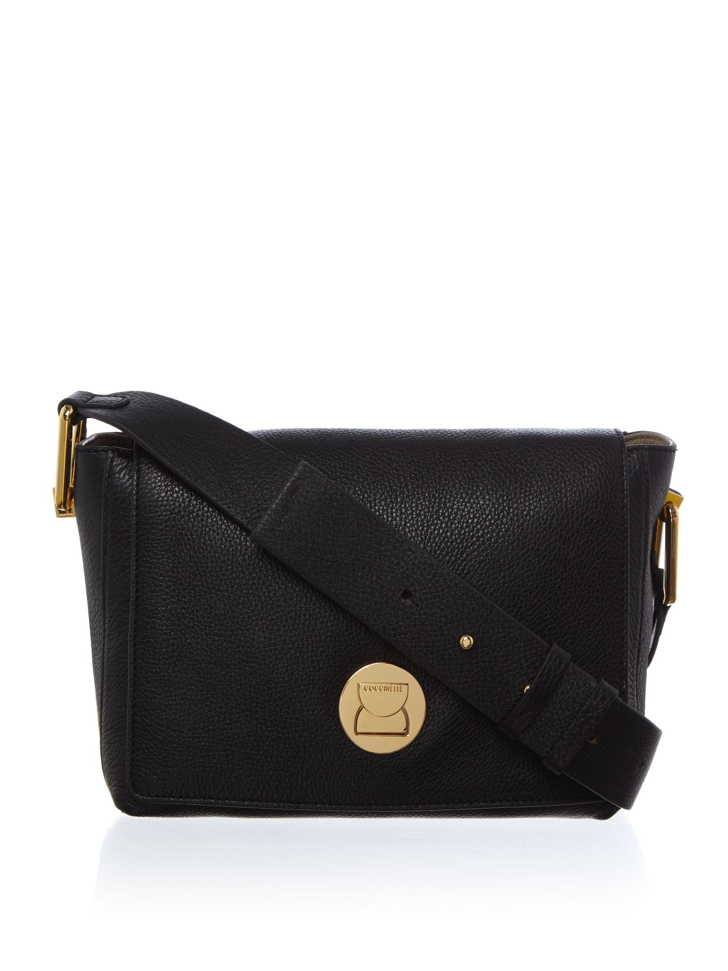 Coccinelle Coccinelle Liya small cross body bag, Black