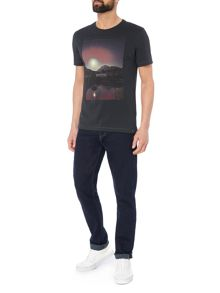 Criminal Under The Stars Photographic Tshirt