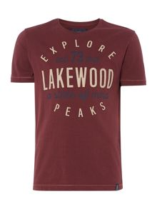 Criminal Lakewood Applique Tshirt
