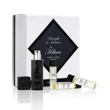 By Kilian Straigh to Heaven, White Cristal Travel Set