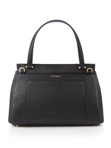 Lulu Guinness Large Grainy Leather Gertie Bag