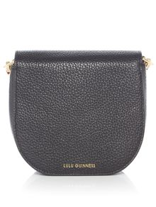 Lulu Guinness Small Grainy Leather bag