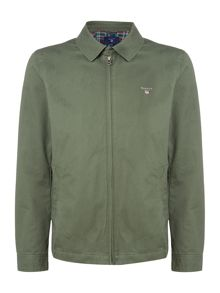 Gant Zip-Through Windcheater Cotton Coat