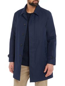 Gant Zip-Through Cotton-Blend Rain-Coat