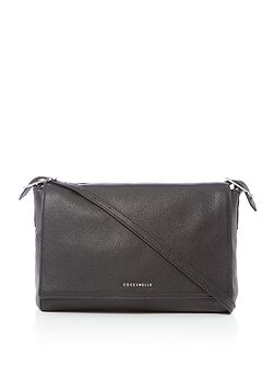Flo soft cross body bag