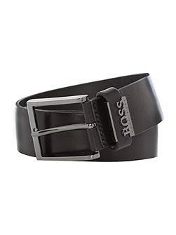 Senol Vintage Look Leather Belt
