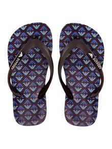 Armani Junior Boys Flip Flop
