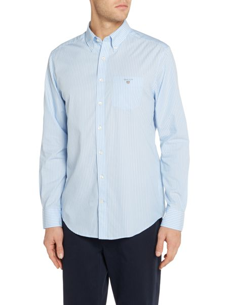 Gant Pin Stripe Long Sleeve Shirt
