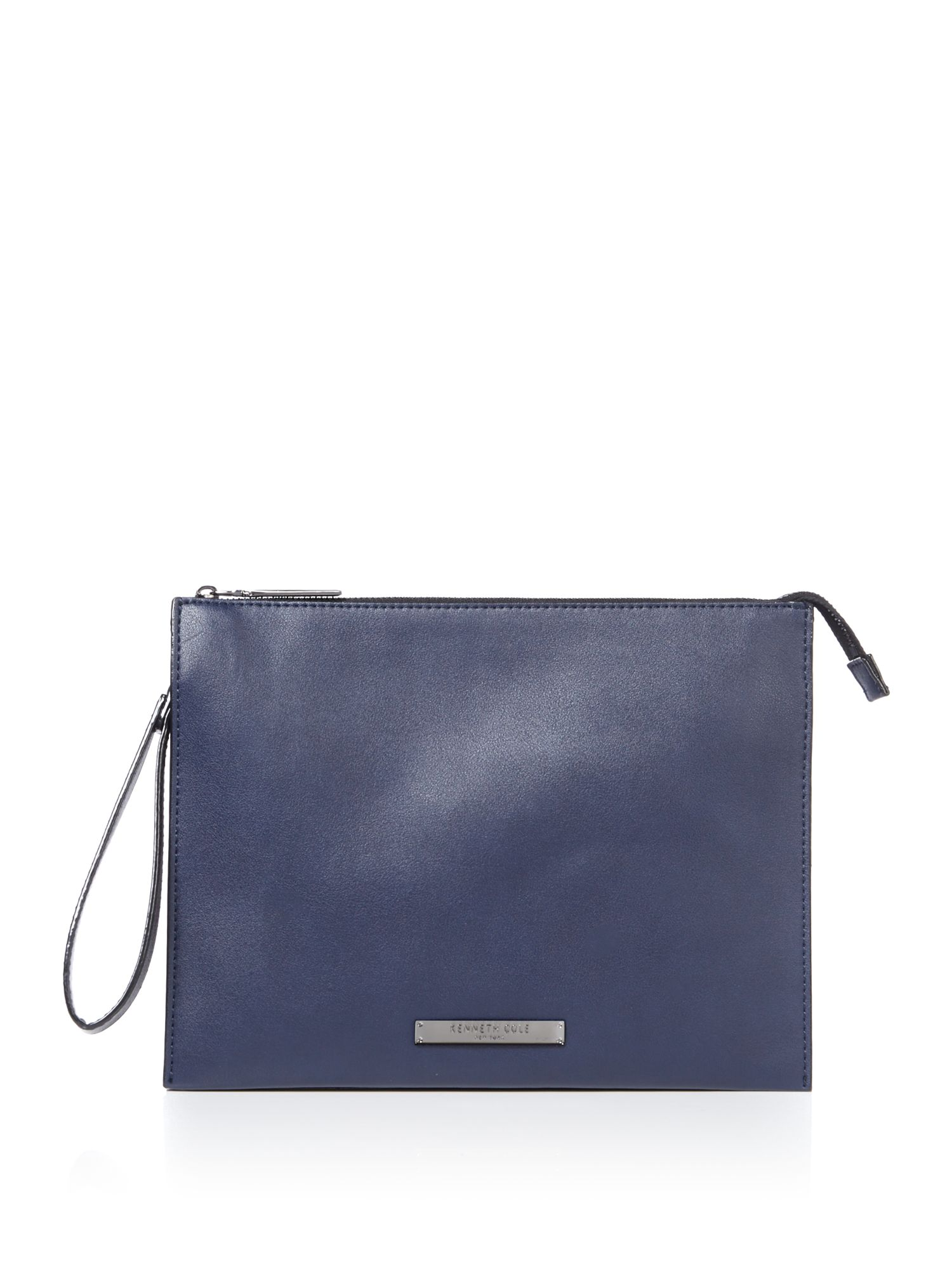 Kenneth Cole Rochelle pouch Navy