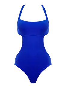 Polo Ralph Lauren Cut out tank swimsuit