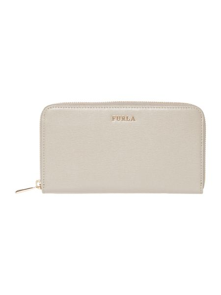 Furla Babylon Large Zip Around Purse