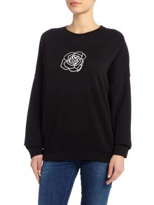 Diesel F-GERTRUDE-Z SWEAT-SHIRT