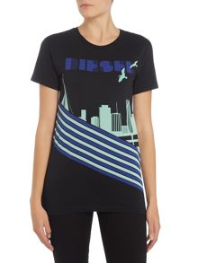 Diesel T-SULLY-LONG-F T-SHIRT