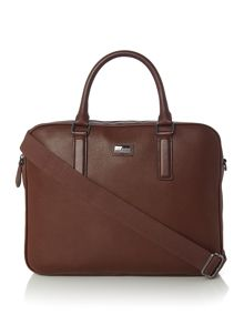 Ted Baker Caracal Leather Document Bag