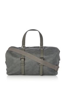 Ted Baker Crossed Printed Holdall
