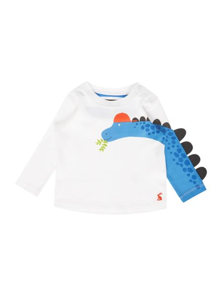 Joules Toddler Boy Long Sleeve T-Shirt