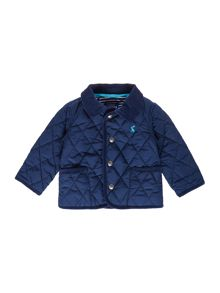 Joules Toddler Boy Quilted Jacket