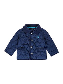 Toddler Boy Quilted Jacket