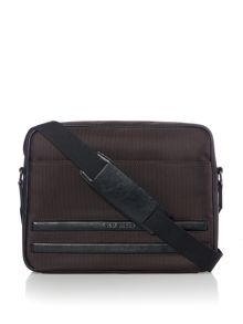 Ted Baker Iccube Nylon Messenger Bag