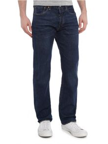 Levi's 501 Tucker original fit dark wash Jeans