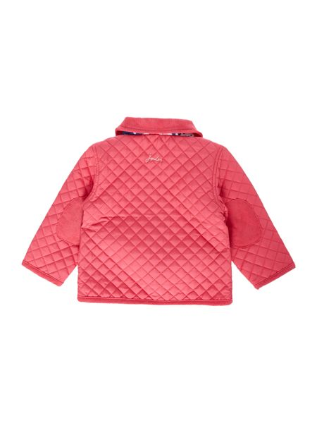 Joules Toddler Girl Quilted Jacket