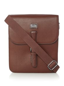 Ted Baker Jaguar Leather Flight Bag
