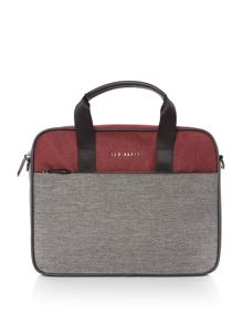 Ted Baker Piranha Nylon Document Bag