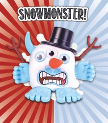 Blue Sky Studios Duo miracle melting snowman and yeti