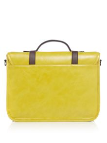 Ted Baker Tequilla Coloured Satchel