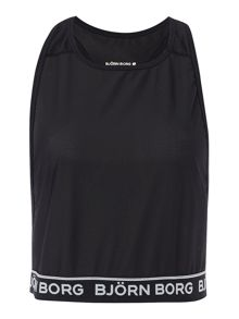 Bjorn Borg Pepper crop top