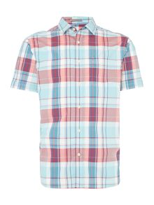 Howick Halendale Check Short Sleeve Shirt