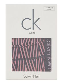 Calvin Klein CK One Cotton Twisted Line Trunk