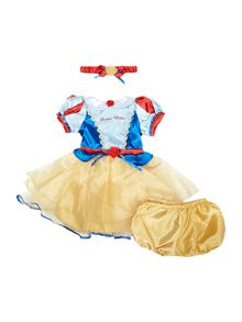 Disney Baby Baby Girls Snow White Fancy Dress With Headband