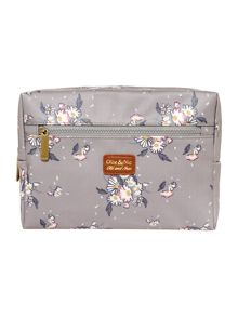 Ollie & Nic Daisy large makeup bag