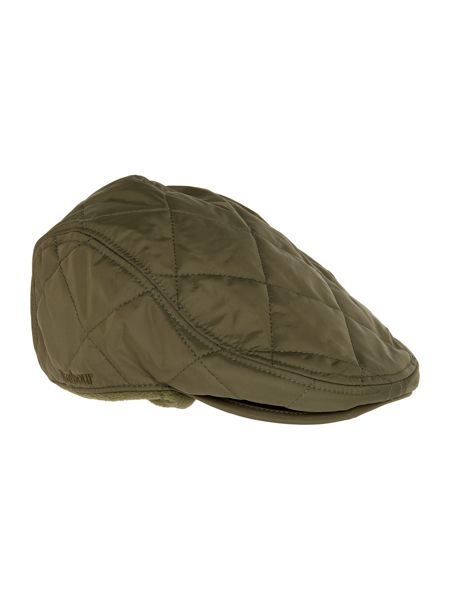Barbour Quilted Foldaway Flatcap