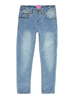 Girls Stretch Denim Jeans