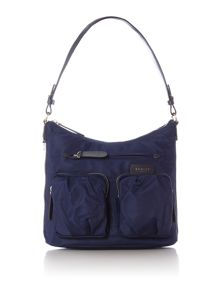 Radley Primrose street medium ziptop hobo bag
